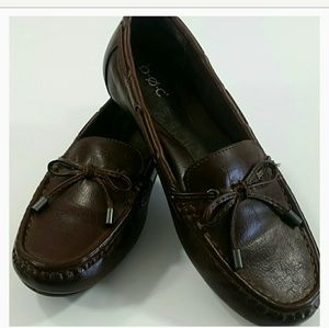 B.o.c. born brown women's loafers